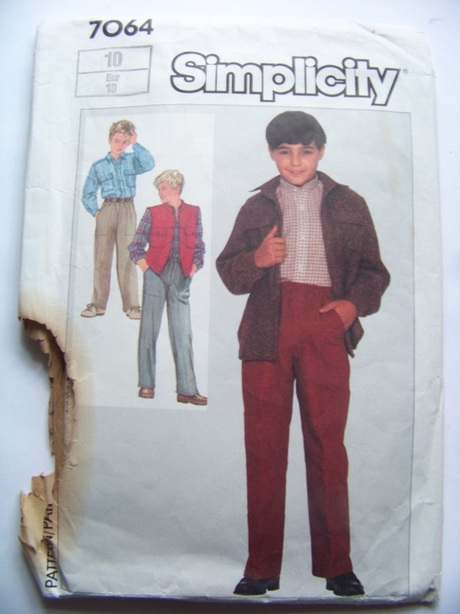 Simplicity 7064, Backwater Studio, Sewing Pattern