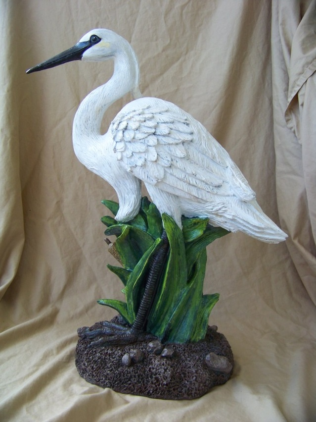 Backwater Studio, Commission, Lamp, Mississippi, Folk Art, Kathleen Johnson
